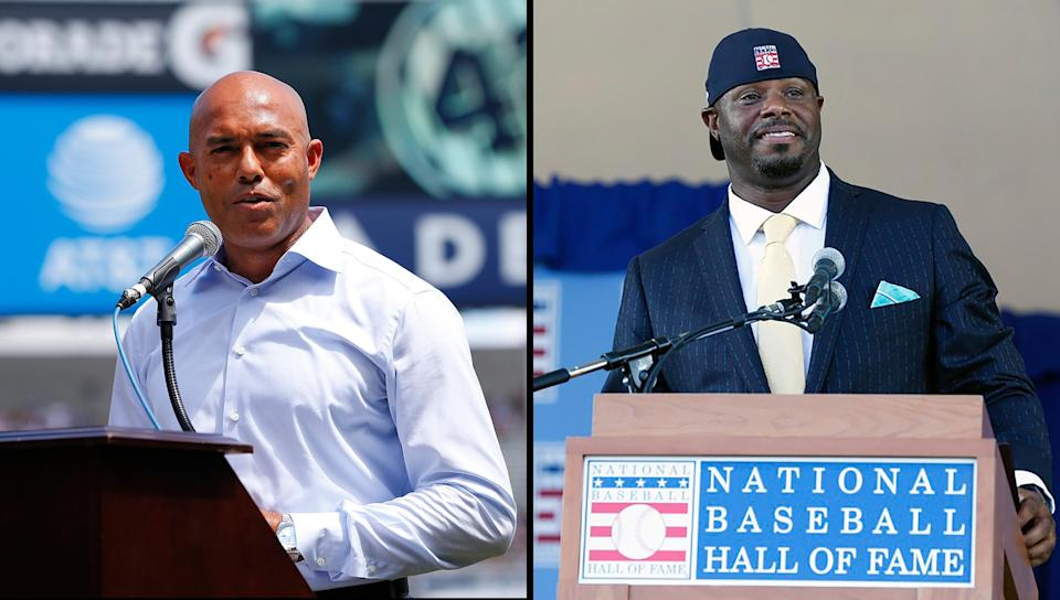 Ken Griffey Jr. is the closest to unanimous Hall of Fame induction, but Mariano Rivera could challenge that. (Getty Images)