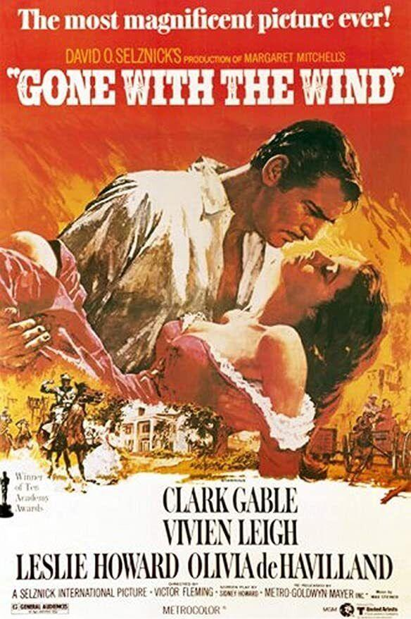 "<p>""You should be kissed and often, and by someone who knows how.""<em><br><br>—Gone With The Wind</em> (1939)</p>"