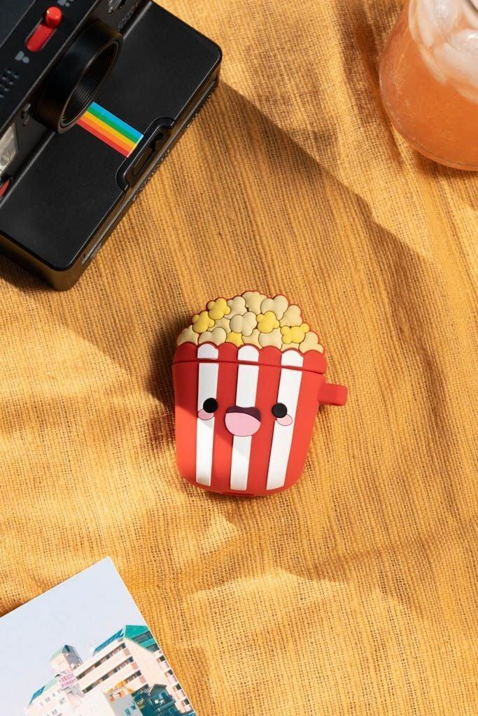 <p>They'll never lose their AirPods again with this cute <span>Smoko Popcorn AirPod Case</span> ($16).</p>