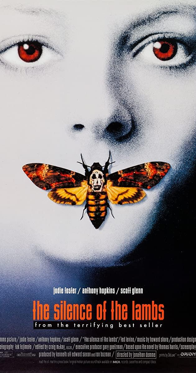 The Silence of the Lambs. Image via IMDB