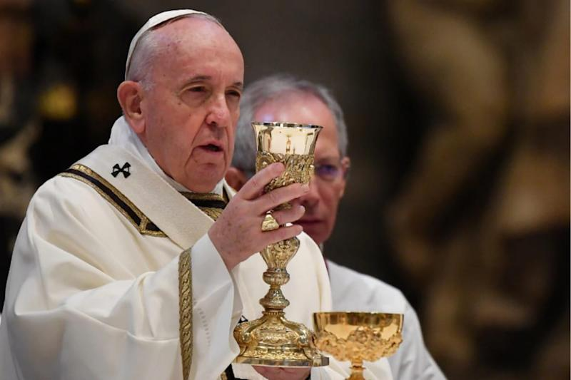 Pope Francis Makes First Trip Outside Rome in 7 Months Amid Coronavirus