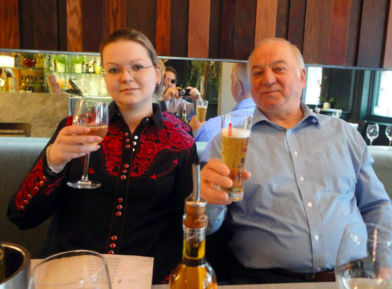 United Kingdom  to seek Russian extraditions in Skripal case