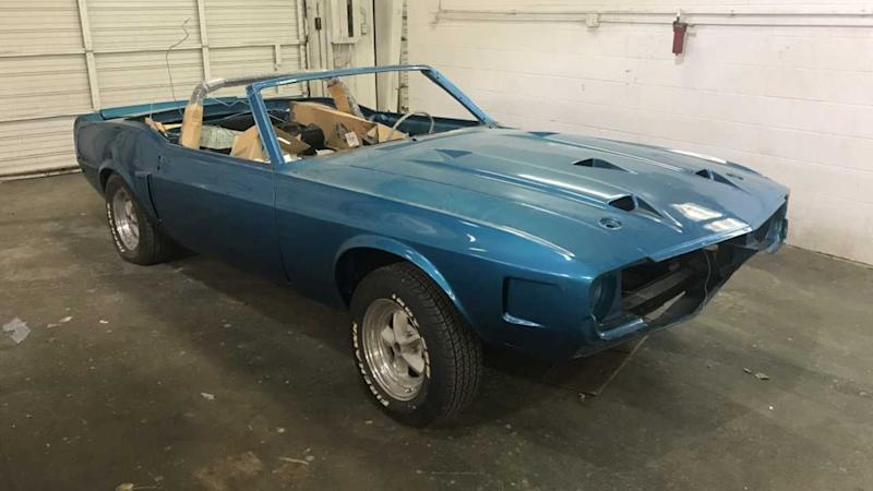 Seized Shelby Counterfeiter Collection Up For Grabs