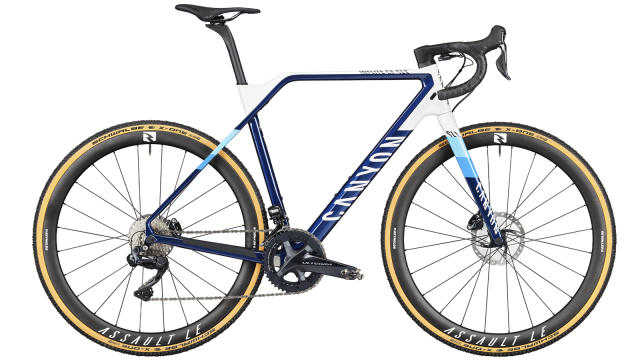Canyon road bikes: Canyon Inflite CF SLX 9 Team