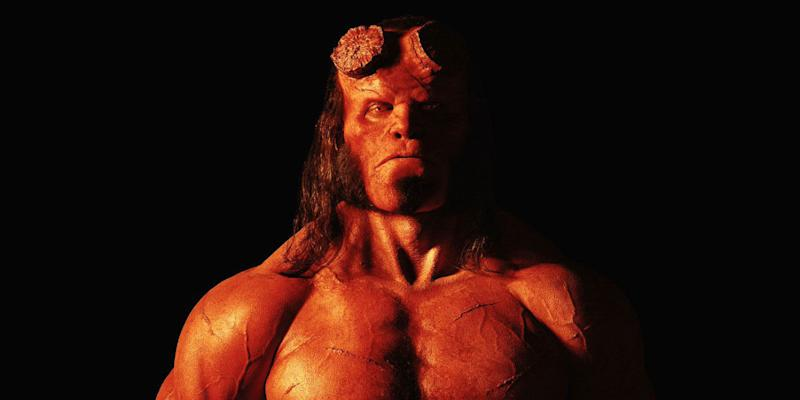 We know when Hellboy's bursting back into cinemas