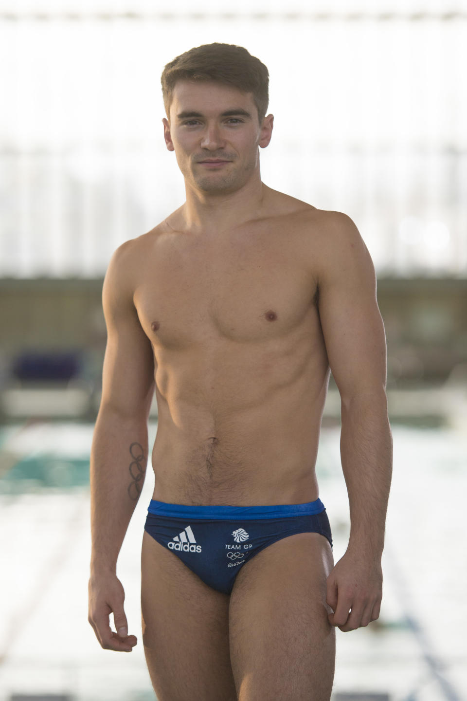 Goodfellow is gunning for gold in Tokyo this summer alongside diving partner Jack Laugher