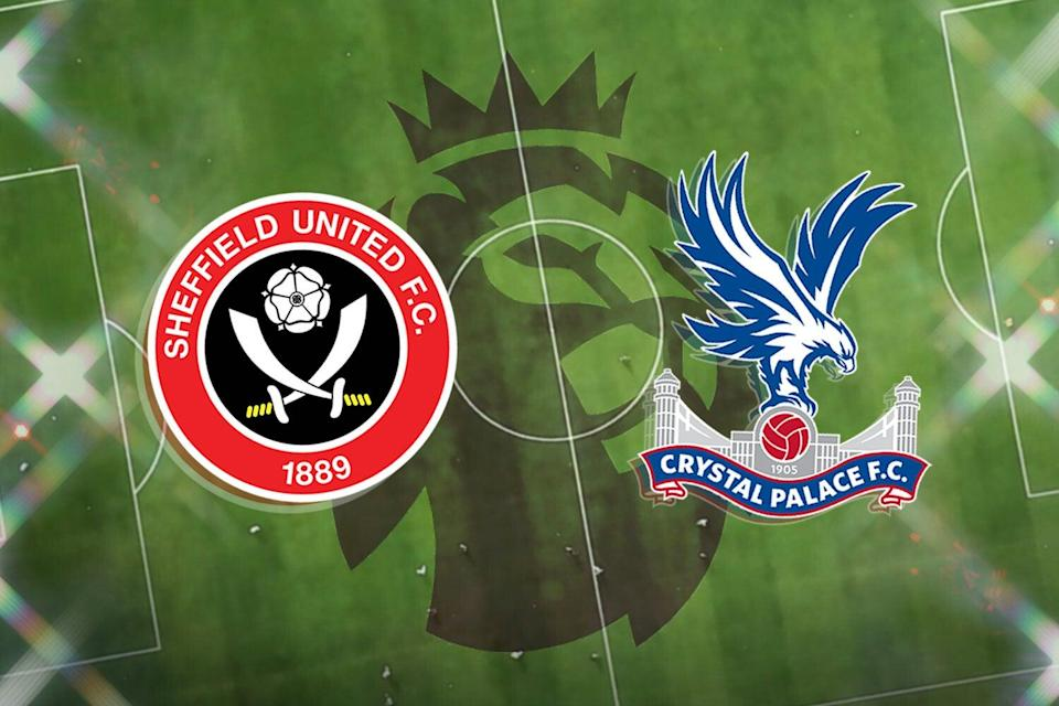 <p>Relegated Sheffield United host Crystal Palace at Bramall Lane</p> (ES Composite)