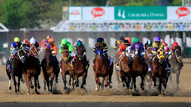 Classic Empire and Always Dreaming are early co-favorites to win the 2017 Kentucky Derby, but there are some contenders close behind in the odds.
