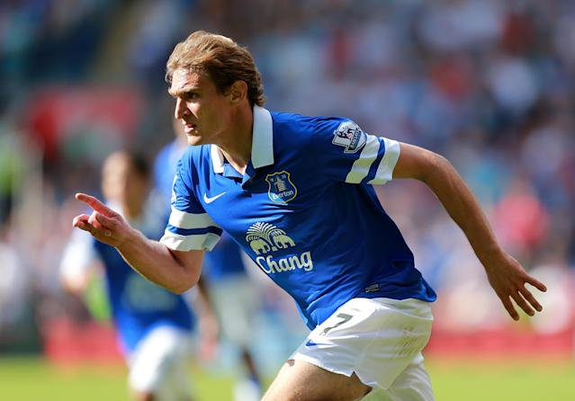 Nikica Jelavic, Everton