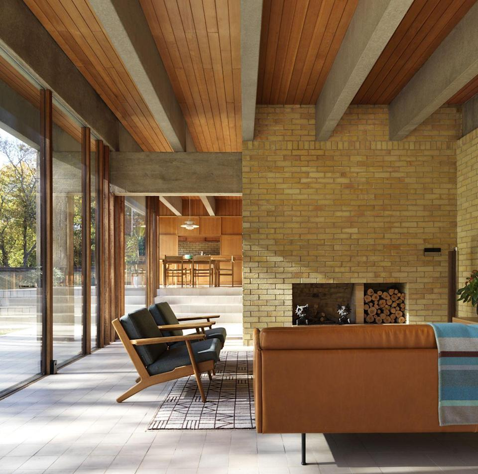 """<p>Modernist home renovations are the speciality of Sandra Coppin and Bev Dockray's studio. They have already breathed new life into structures by the likes of Jørn Utzon and Alison and Peter Smithson, and upgraded apartments in the Berthold Lubetkin-designed Highpoint.</p><p><strong>They say </strong>'Twentieth-century buildings are too often torn down as their environmental performance is poor and they are tricky to refurbish. We believe these properties can be brought back into use and enjoyed.' <a href=""""https://www.coppindockray.co.uk/"""" rel=""""nofollow noopener"""" target=""""_blank"""" data-ylk=""""slk:coppindockray.co.uk"""" class=""""link rapid-noclick-resp"""">coppindockray.co.uk</a></p>"""
