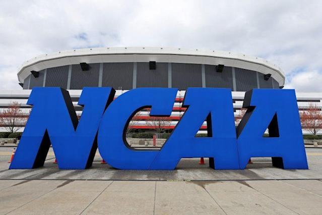 The NCAA is slowly amending its selection process to use modern metrics. (Getty Images)
