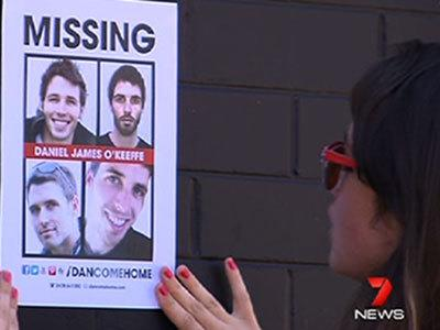 Sister determined to find missing Dan