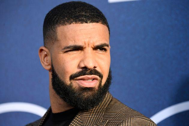 Drake is not impressed with all the people turning up at his Bridle Path mansion.