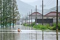Attribution science allow scientists to rapidly quantify the extent to which climate change has boosted an extreme weather event's intensity or likelihood