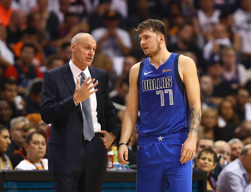 Rick Carlisle's departure creates a highly desirable head coach opening in Dallas where Luka Doncic is one of the best young players in the NBA.