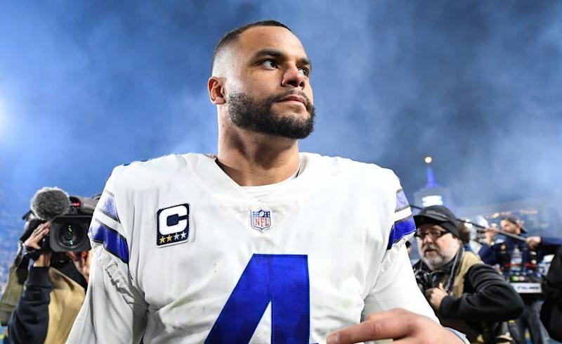 Dak Prescott scoffs at Tom Brady discount: I'm not married to Gisele