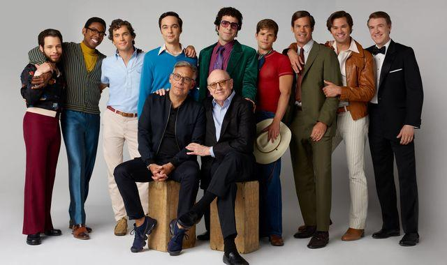 The Boys In The Band: Entirely gay cast 'speaks to the changed world'