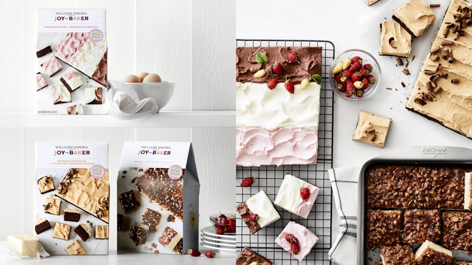 Gifts for bakers:  Joy the Baker Sheet Cake Trio