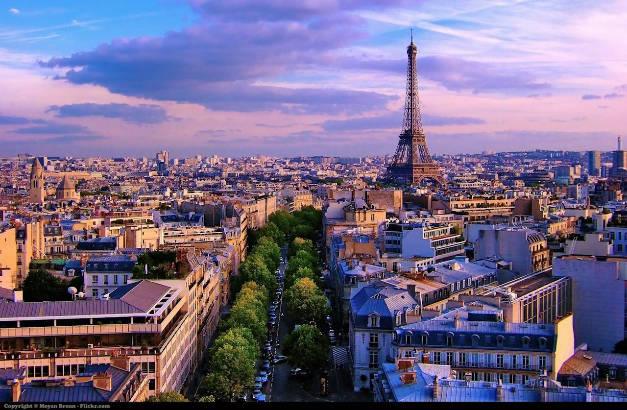 <p>Shop at the Champs-Élysées, sip coffees at the Marais and -of course – climb the Eiffel Tower [Photo: Flickr/Moyan Brenn] </p>