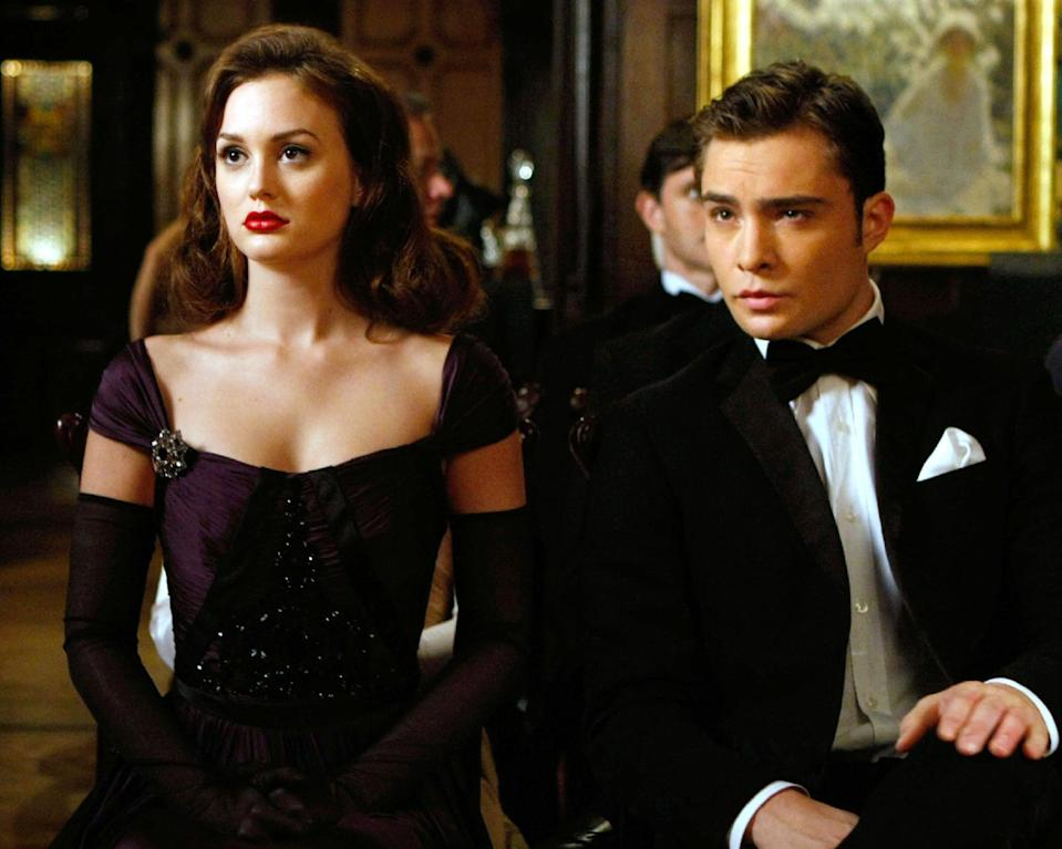 <p>Tell me Chuck doesn't look like James Bond in this classic tux?</p>