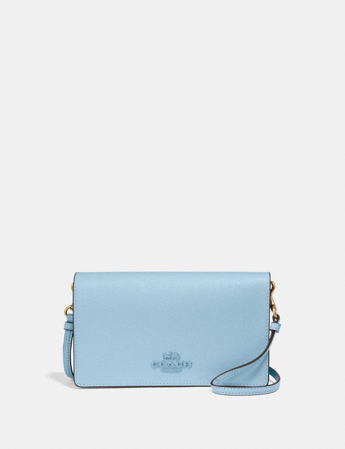 Hayden Foldover Crossbody Clutch is on sale at Coach, $83 (originally $195).