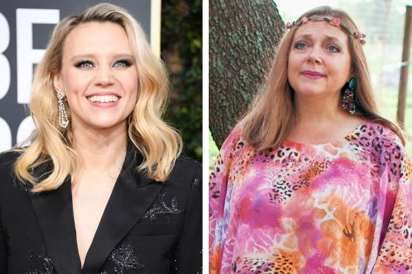 Kate McKinnon Will Play Carole Baskin In A 'Tiger King' Limited Series