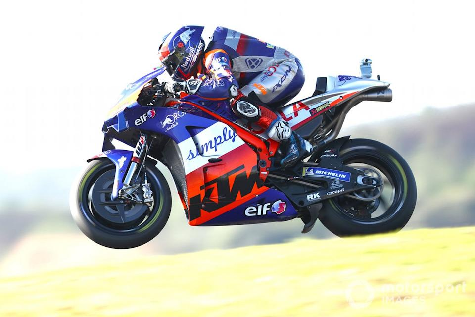 "Miguel Oliveira, Red Bull KTM Tech 3<span class=""copyright"">Gold and Goose / Motorsport Images</span>"