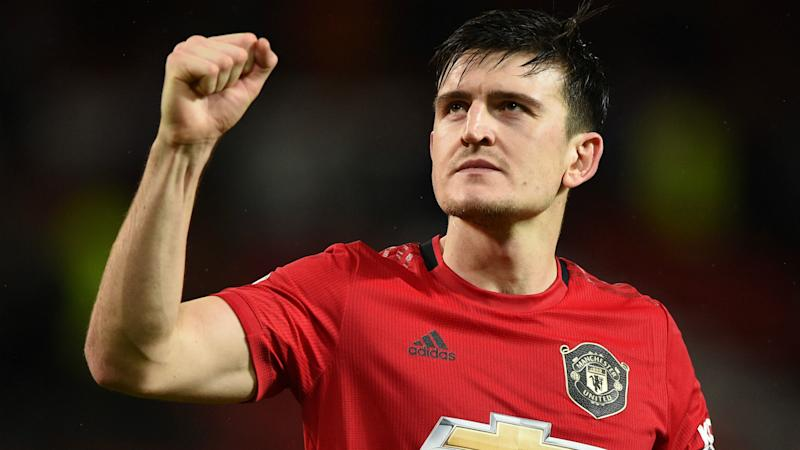 'Maguire has a magnet on his head!' - Man Utd captain getting 'better & better' with each game, says Solskjaer