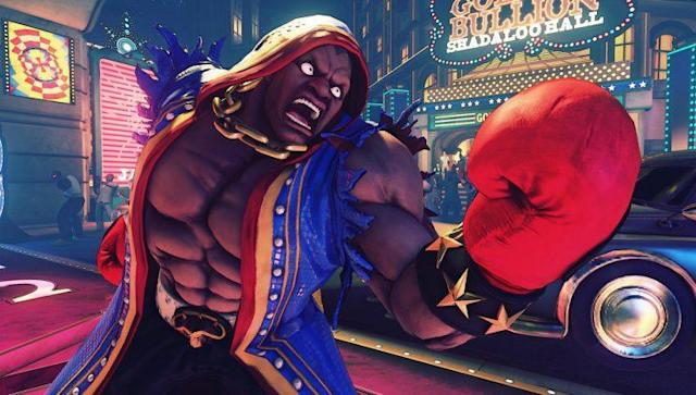 Balrog, Street Fighter V (Capcom)