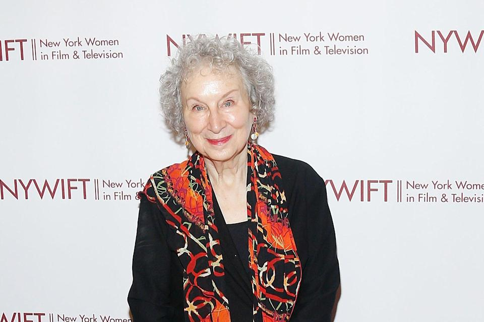 Margaret Atwood (Getty Images for New York Women)
