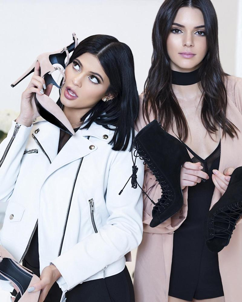 679acd396a4 Kendall and Kylie Jenner Debut Their Clothing Line! Check Out the 12 Cutest  Looks From the Collection