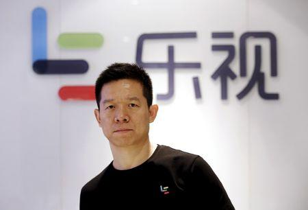 LeEco Founder Says Wife, Brother to Handle Debt Issues as Proxies