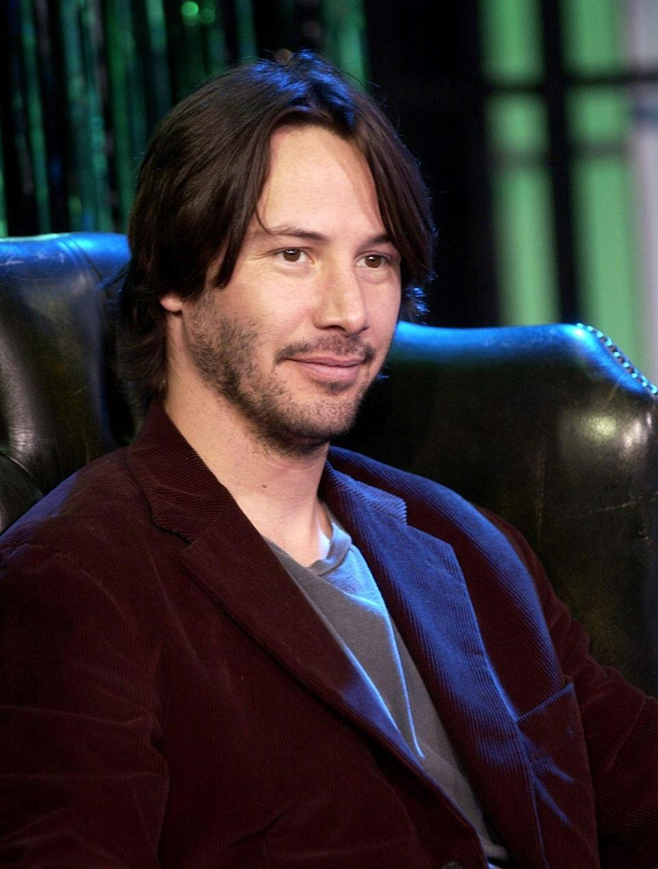 <p>KEANU BLINK TWICE IF YOU NEED HELP. </p>