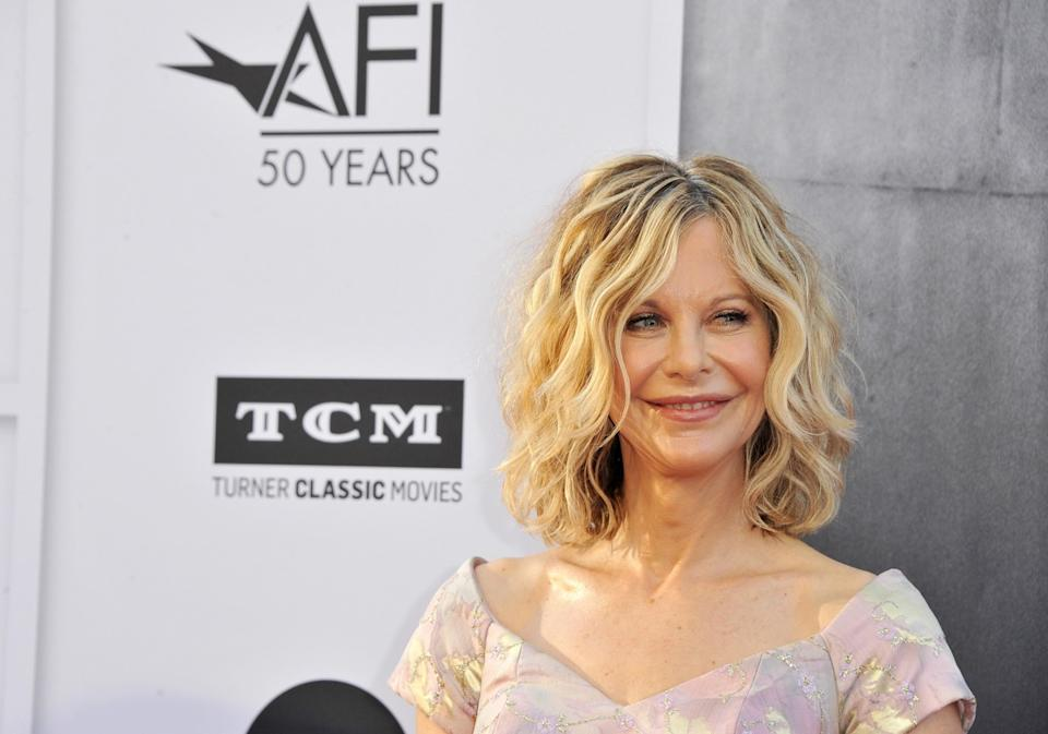 meg ryan celebrities who adopted
