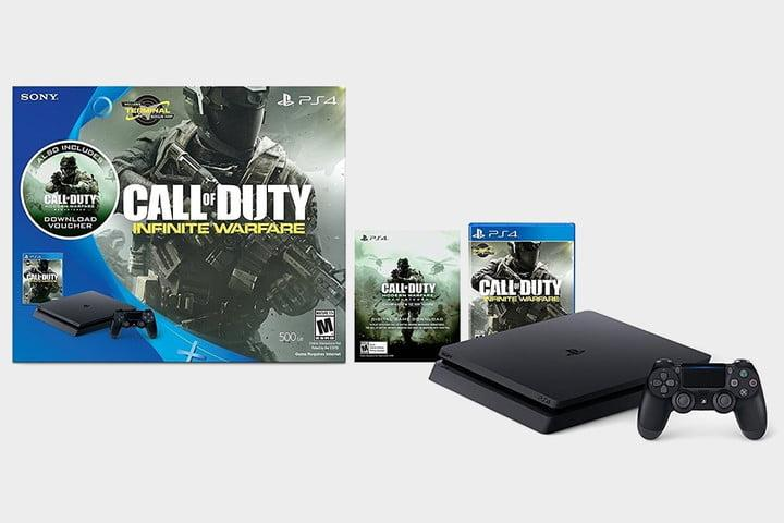 PlayStation 4 Bundle - Call of Duty Infinite Warfare