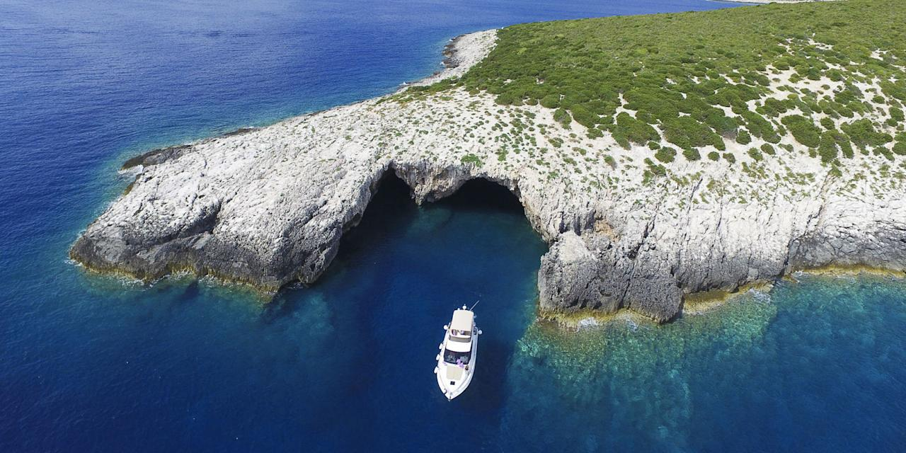 "<p>If you're throwing a destination wedding in Europe, don't make your bridesmaids buy another plane ticket for a bachelorette party. Instead, have them arrive a few days before the big event and head out on a <a rel=""nofollow"" href=""http://luxury-villas-hvar.com/yacht/"">yacht</a> to island hop off the coast of Hvar in the Adriatic Sea.</p>"