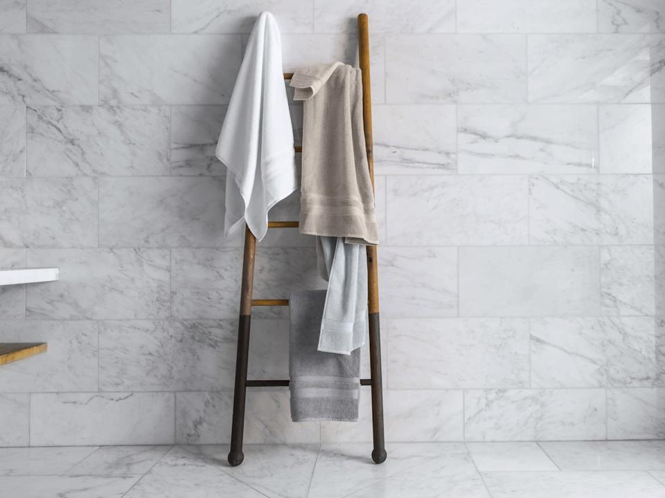 Classic towels (Photo: Parachute Home)