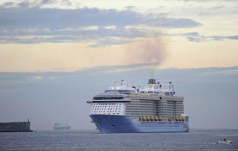Royal Caribbean will be rolling the technology out in the coming years - Credit: GETTY