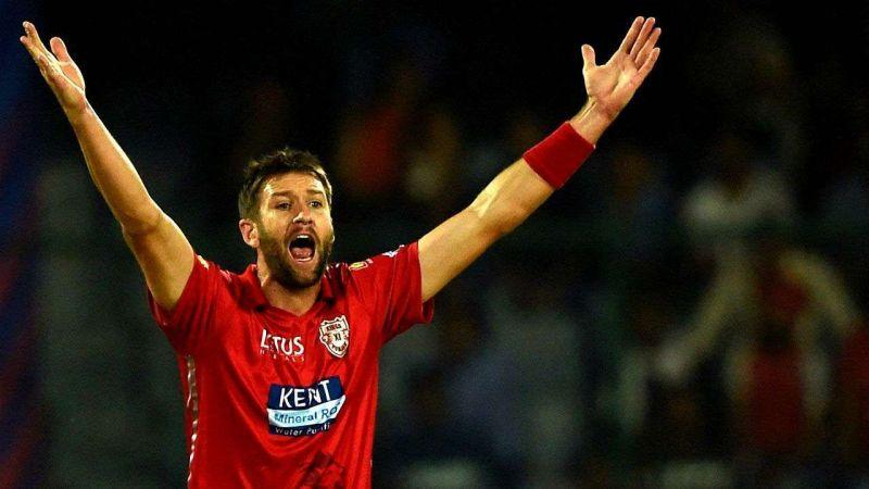 Tye has a fifer to his name in the IPL