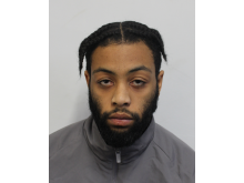Rajae Heslop wrote lyrics about the drive-by shooting he carried out. (Met)