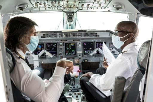 The small airline carries out once-a-week flights to ensure its planes remain airworthy and its pilots have sufficient flying time. The one-hour circuit costs $1,100 in fuel costs alone