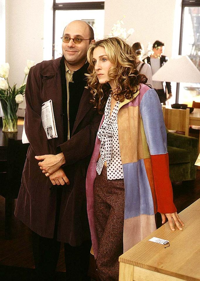 "Every big city gal has a gay boyfriend. Carrie's Stanford (Willie Garson) was the perfect pal to go shopping for furniture and boys with. The Kobal Collection/<a href=""http://www.wireimage.com"" target=""new"">WireImage.com</a>"