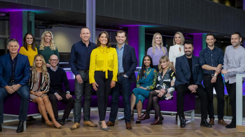 New BBC Scotland channel reveals team for flagship news programme