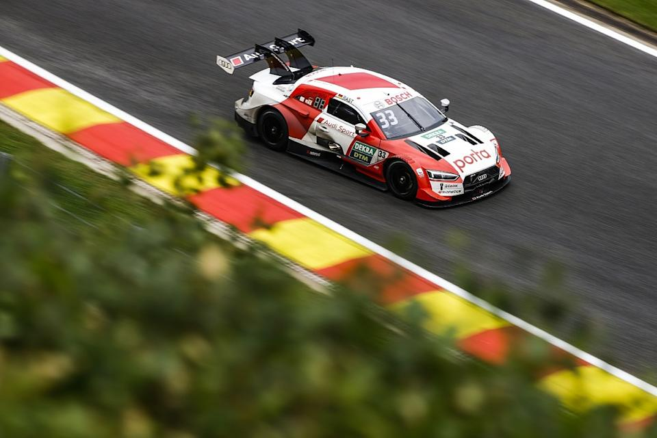 Rast loses DTM Spa win over illegal push-to-pass use
