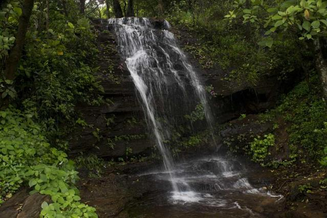 "Waterfall near Bhadra Wildlife Sanctuary, Karnataka. In the monsoon, the hills of the Western Ghats are full of streams and waterfalls surrounded by lush vegetation and abundant bird-life. <br>By <a href=""https://www.flickr.com/photos/60545731@N06/"" rel=""nofollow noopener"" target=""_blank"" data-ylk=""slk:Lakshmi Kanth Raju"" class=""link rapid-noclick-resp"">Lakshmi Kanth Raju</a>/ Flickr<br><br>ALSO SEE<br><a href=""http://in.lifestyle.yahoo.com/photos/western-ghats-eastern-pride-slideshow/"" data-ylk=""slk:Western Ghats, Eastern Pride;outcm:mb_qualified_link;_E:mb_qualified_link"" class=""link rapid-noclick-resp newsroom-embed-article"">Western Ghats, Eastern Pride</a>"