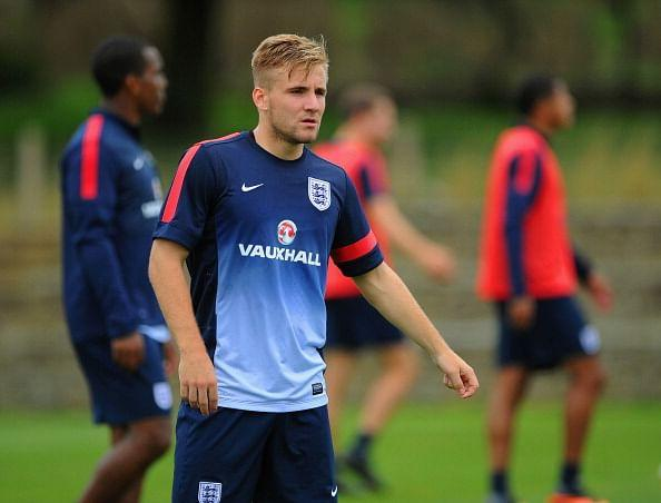Luke Shaw has been one of the revelations of the season