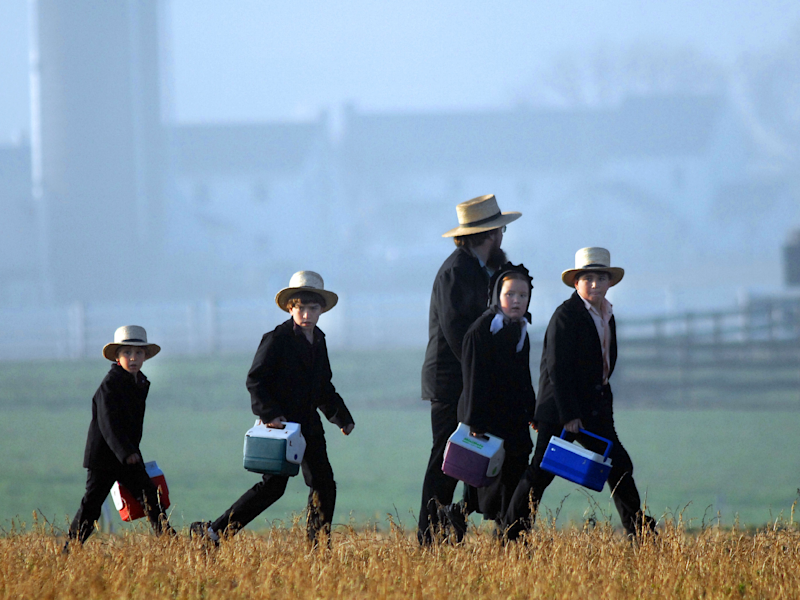 New Study on Amish Community Reveals the Gene for Long Life