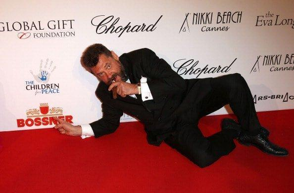 """<div class=""""inline-image__caption""""> <p>Baron Konstantin Von Bossner, seen here at Cannes, loves the limelight. </p> </div> <div class=""""inline-image__credit""""> Andreas Rentz/Global Gift Gala/Getty images </div>"""