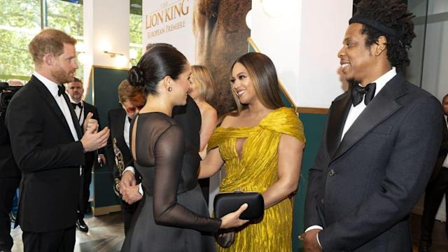 "WPA PoolShortly before Kate Middleton handed out the trophy for the men's singles final on center court at Wimbledon yesterday, social media exploded as Meghan Markle hugged Beyoncé at the premiere to The Lion King in central London.""My princess!"" Beyoncé said to Meghan as she embraced her warmly, while Jay-Z and Prince Harry exchanged amused glances from the sidelines.Beyoncé, looking beatifically into Meghan's eyes said, ""The baby is so beautiful. We love you guys.""Prince Harry, Duke of Sussex, chats with Disney CEO Robert Iger as Meghan, Duchess of Sussex, embraces US singer-songwriter Beyoncé Niklas Halle'nHarry, not one to be caught short of small talk at such a critical moment, replied: ""And how are the twins?""Beyoncé responded: ""They are not here. They don't come on every trip. We left them at home. They would loved to have been here.""Then, according to the Daily Mail's royal reporter, Rebecca English, up piped Jay-Z, telling Harry: ""The best advice I can give you, always find time for yourself.""As thunder-stealing moments go, Harry and Meghan's was up there with the noisiest ones.Bizarrely, the appearance, as well as clashing with the final few minutes of the taught five set men's final between Roger Federer and Novak Djokovic, came just the day after Meghan and Kate had appeared side by side at the ladies single final, where Meghan's pal Serena Williams was beaten by Simona Halep.Love All: The Kate, Meghan, and Pippa Show Wins WimbledonSaturday's Wimbledon appearance was the result of painstaking negotiation between the two rival courts, and was clearly a coordinated attempt to reset perceptions of House of Sussex and House of Cambridge as rivals, and draw a line under persistent rumors of a feud between Meghan and Kate in particular. Just 24 hours later, as Kate prepared to make her way on to the grass to hand over the trophy while cameras flashed for Meghan and Harry a few miles away, that truce lay in tatters. Of course, we can't be exactly sure how Kate reacted to being upstaged by Meghan and Harry Sunday night. There is a chance that Kate squealed with delight when she checked her phone in her car on the way home and saw footage of her brother-in-law and his wife glad-handing the world's other biggest celebrity couple, but, somehow, it seems unlikely. Wimbledon is not only the highlight of the sporting British summer, it is Kate's marquee engagement of the year. Tennis is one of the things Kate has always been genuinely passionate about, and she has fought hard to line herself up as the heir apparent to the Duke of Kent, who is currently the President of the Club.We can assume that this isn't an engagement to which Kate would have given her unfettered and delighted blessing had she been consulted.And here lies the crux of the issue. Harry and Meghan are not just 'not considering' the schedule of Kate and William when planning their diary, they are actively disregarding it.There were plenty of good reasons for Meghan and Harry to lend their support to the launch of The Lion King, and to have made their way up a celebrity carpet that was yellow rather than red, patterned with paw prints, and studded with luminaries such as Elton John, Guy Ritchie, Vin Diesel, and Pharrell Williams.The London premiere, after all, was held in support of the conservation work undertaken by Harry and Meghan through The Royal Foundation, their joint charitable foundation with William and Kate that they are now disentangling themselves from.But to do so at 6pm on the evening of the Wimbledon final was a clear shot across the Cambridge's bows.The dynamic is complicated enough at the moment, but it is fascinating to think this forward a few decades. Part of the reason for the big split between the Cambridges and the Sussexes is that Harry and Meghan did not want to be told what to do by William and Kate. Currently, Harry and Meghan's court is answerable only to the queen, but when she dies, their staff will report to Charles. And when Charles dies, we can therefore assume, and the throne passes to William, Harry will be back where he started, having to run everything by his big brother once again.They can't even make a sensible plan on how to divide up eyeballs on a busy summer weekend, so it's not hard to see why so many people are beginning to have serious questions about how sustainable this rivalrous relationship between two courts is in the long term. Read more at The Daily Beast.Get our top stories in your inbox every day. Sign up now!Daily Beast Membership: Beast Inside goes deeper on the stories that matter to you. Learn more."