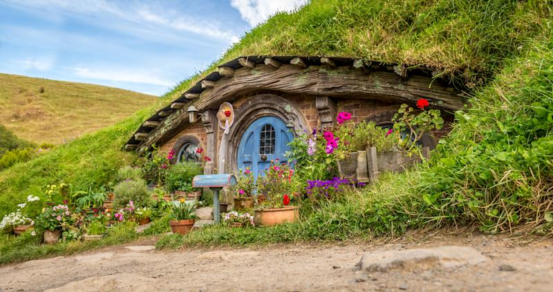 A 'Hobbit-inspired' theme park is in the works in Spain.
